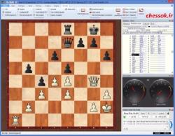 دانلود فیلم آموزش فارسی شطرنج طرزکار با نرم افزار فریتز Fritz