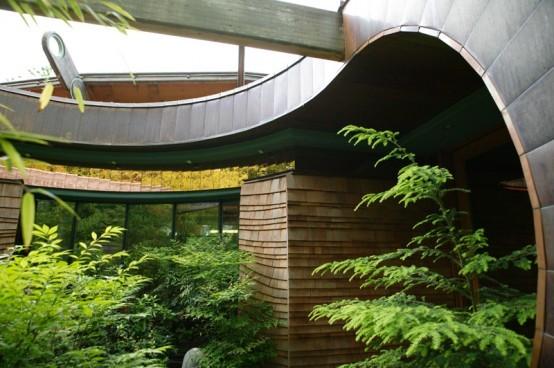 دانلود پاورپوینت انسان طبیعت معماری